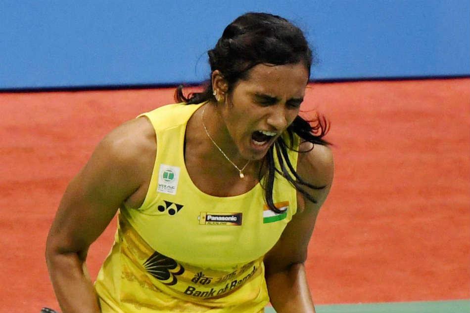 Sindhu Storms Into Quarterfinals
