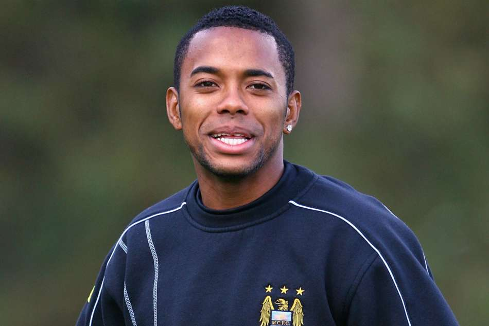 Messi Was Beyond Manchester City Robinho