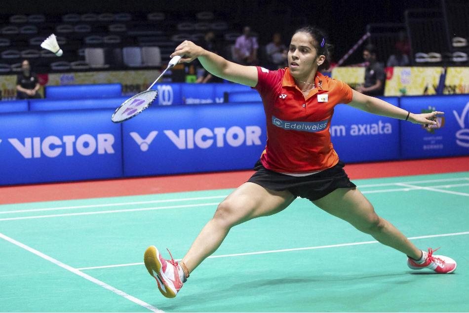 Badminton Nationals Saina Has The Last Laugh Against Sindhu