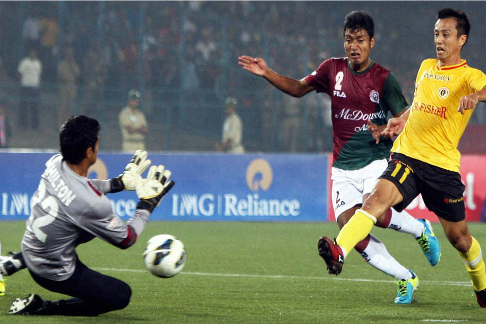 Mohun Bagan Players Officials Charged Misconduct