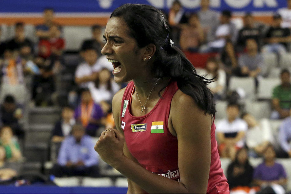 Srikanth Sindhu Saina Light Up Badminton Senior Nationals