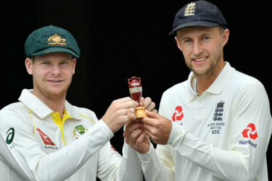 The Ashes Spotlight Falls On Captains Smith Root
