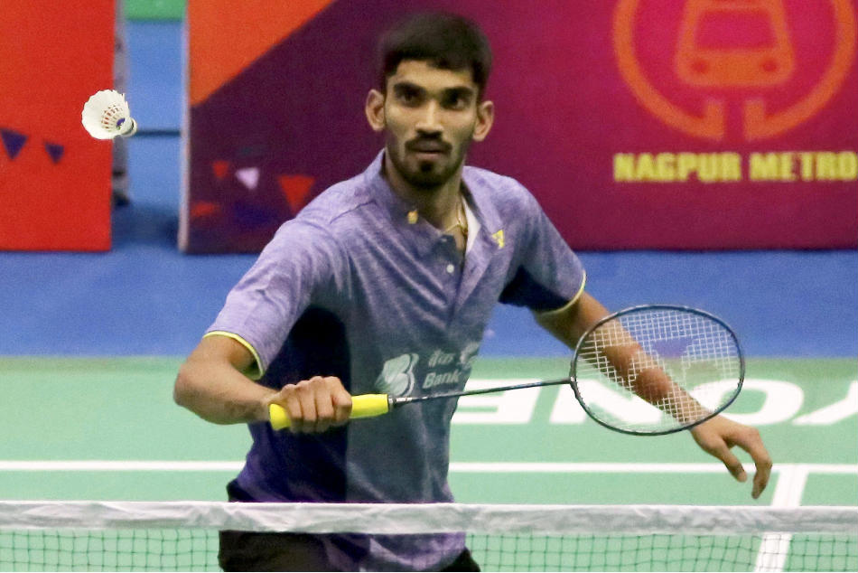 K Srikanth has won four Super Series titles this year