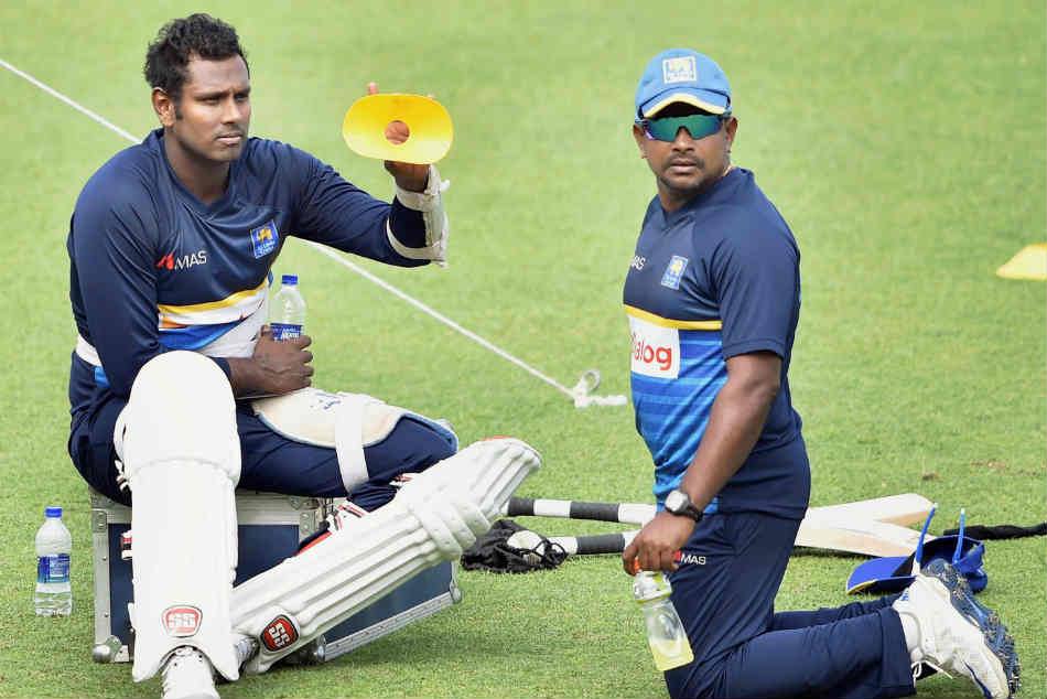 Sri Lanka will require a good effort from Angelo Mathews and Rangana Herath