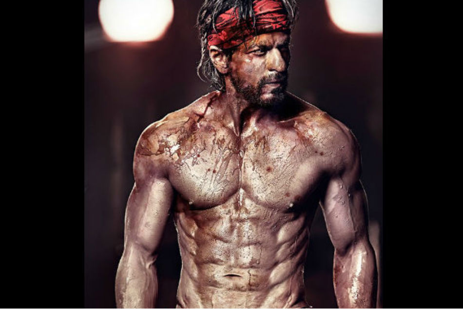 Shah Rukh Khan fit and sizzling in Happy New Year