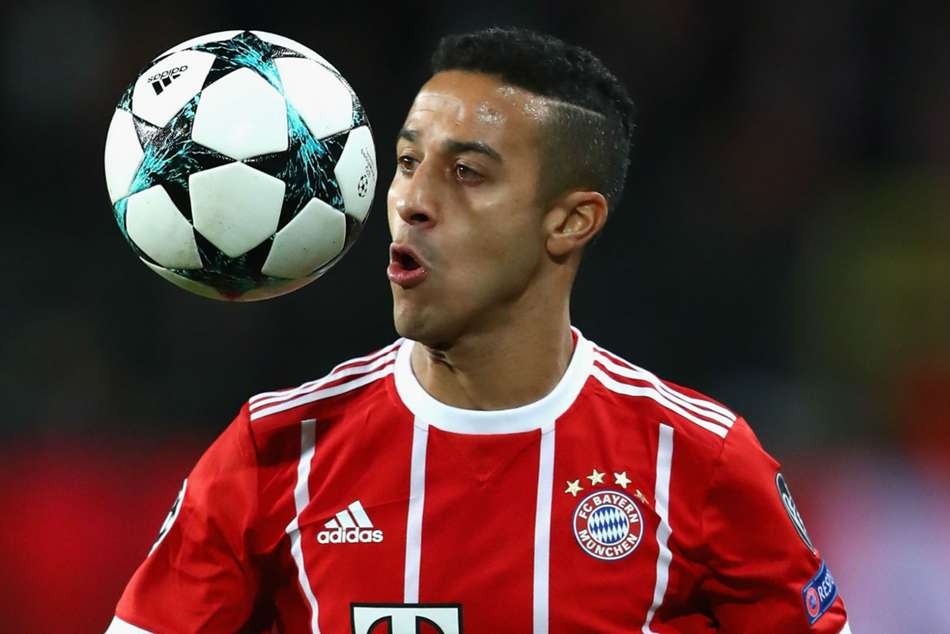 Thiago Suffered A Serious Injury Says Heynckes