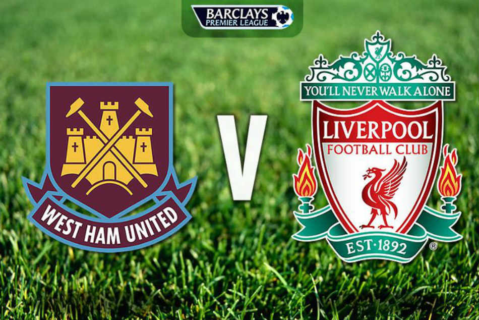 West Ham 1 Liverpool 4