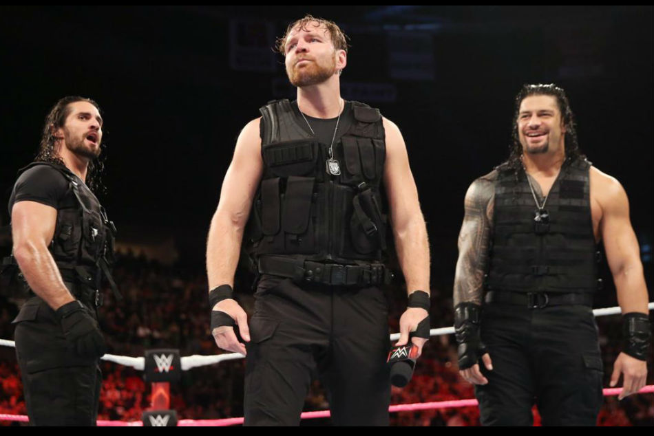The Shield (image courtesy WWE.com)
