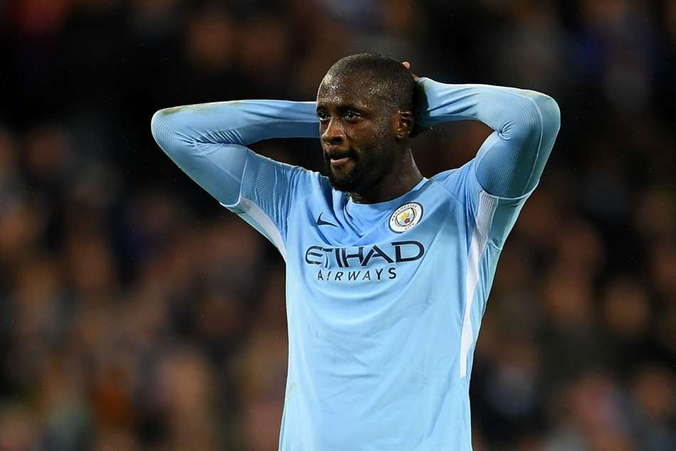 Toure Reveals Guardiola Anger With Citys Feyenoord Display