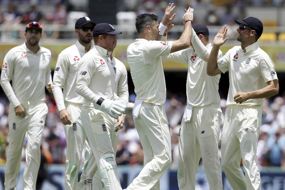 England Tourists Masquerading As Cricketers Panned