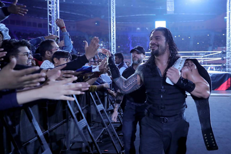 WWE Live India results with video highlights: December 9, 2017 - myKhel