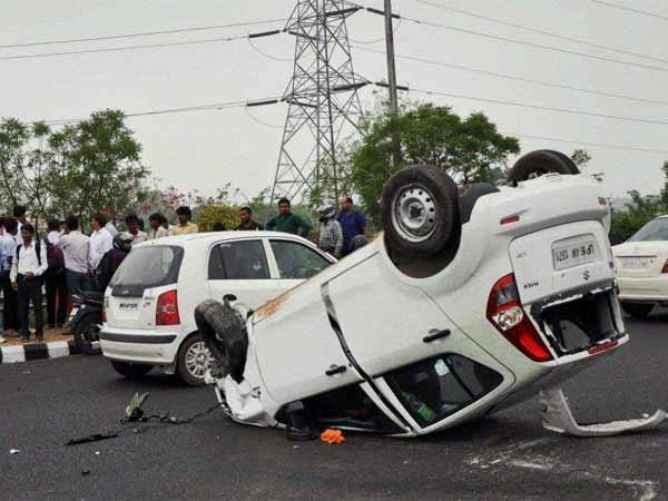 Ajinkya Rahane S Father Arrested As Woman Dies After Being Hit His Car Kolhapur