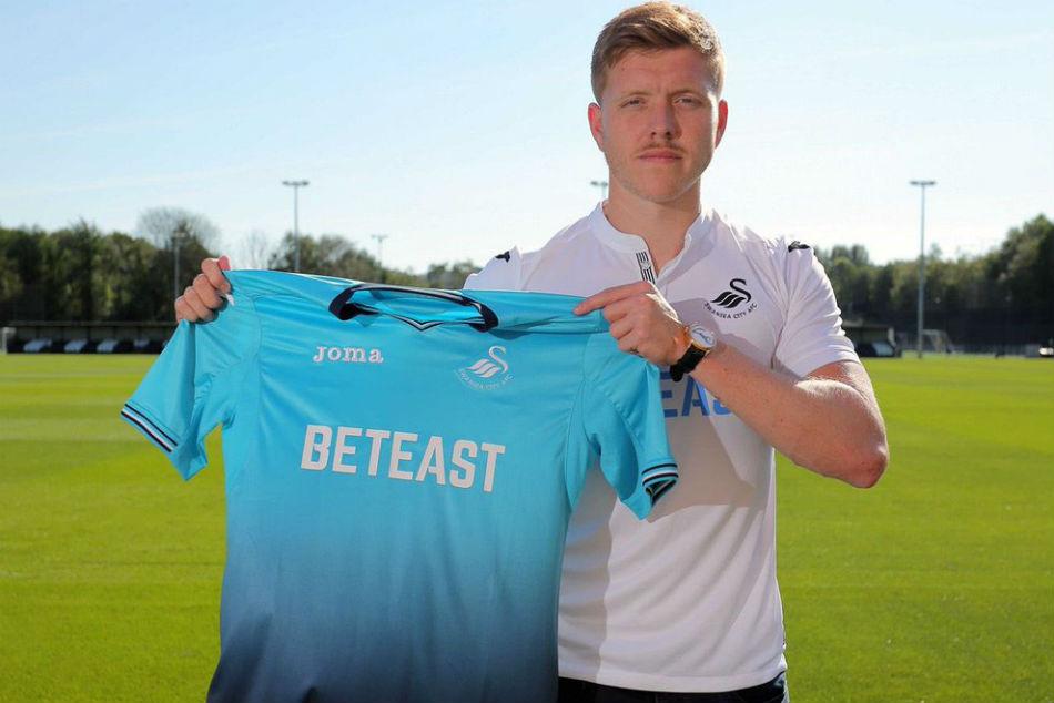 West Ham close to signing Swansea defender Alfie Mawson - myKhel Alfie Mawson on