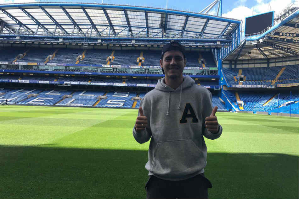 Alvaro Morata: I watch highlights of Didier Drogba to become a better striker