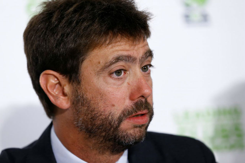 Juventus President Andrea Agnelli One Year Ban Lifted