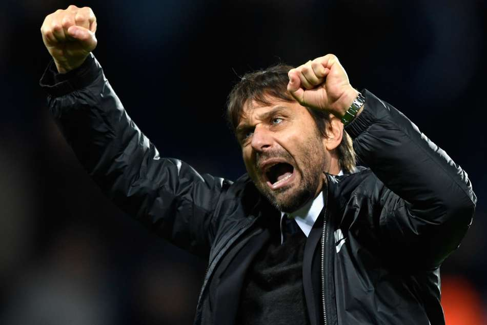 Chelsea boss Antonio Conte doesn't fear facing PSG or Barcelona in round of 16 in Champions League