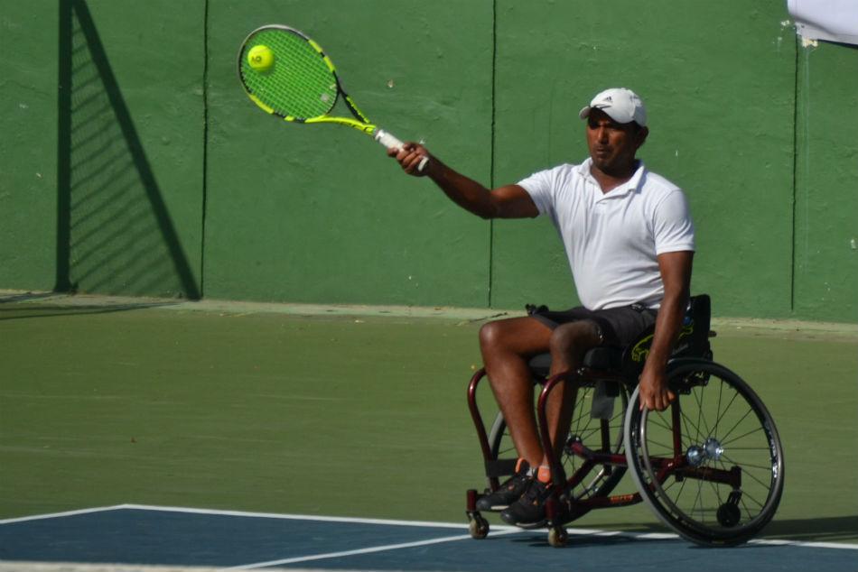 Selvaraj Shocks Mariappan Tabebuia Open