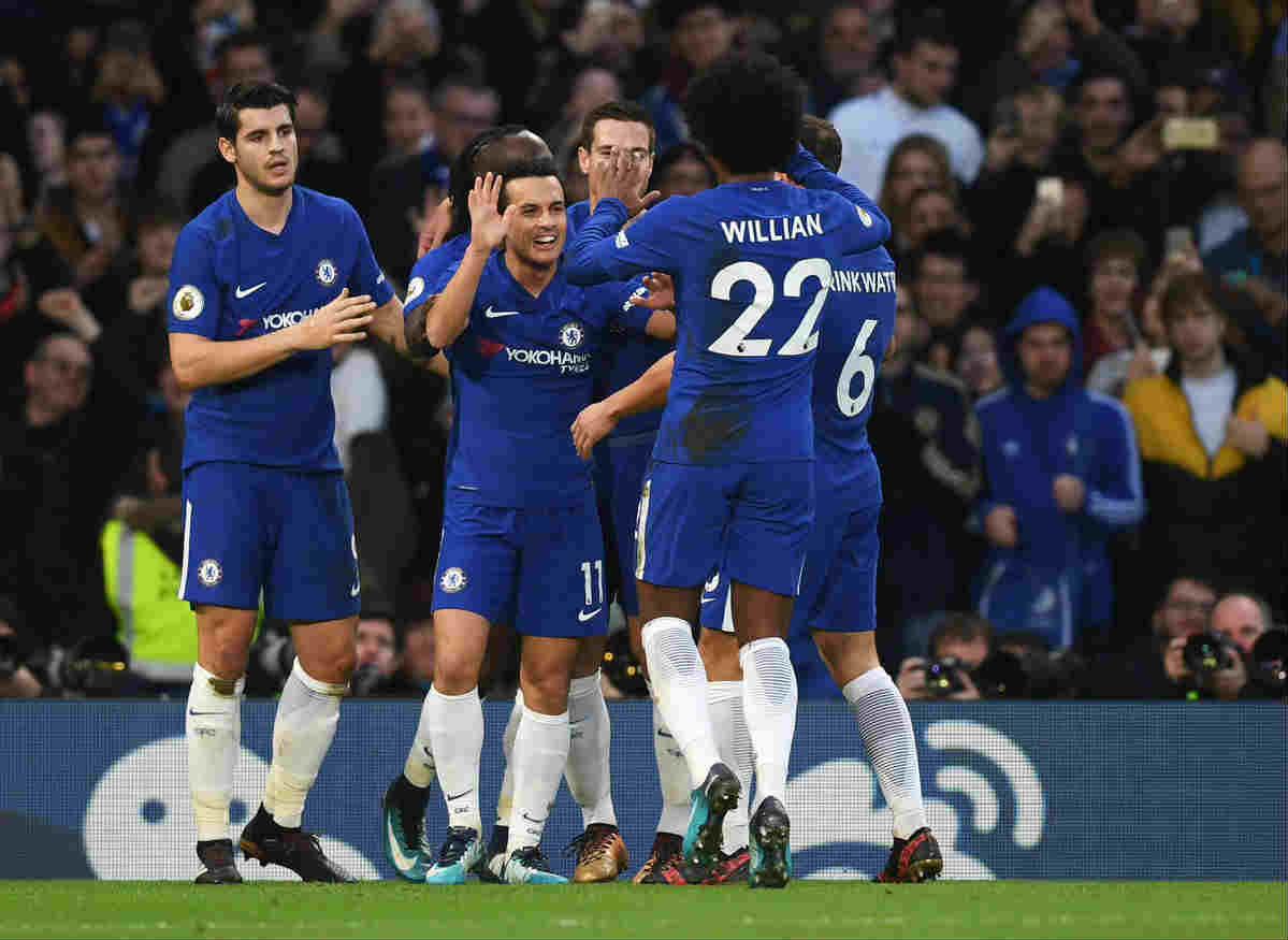 Chelsea Liverpool Register Contrasting Wins
