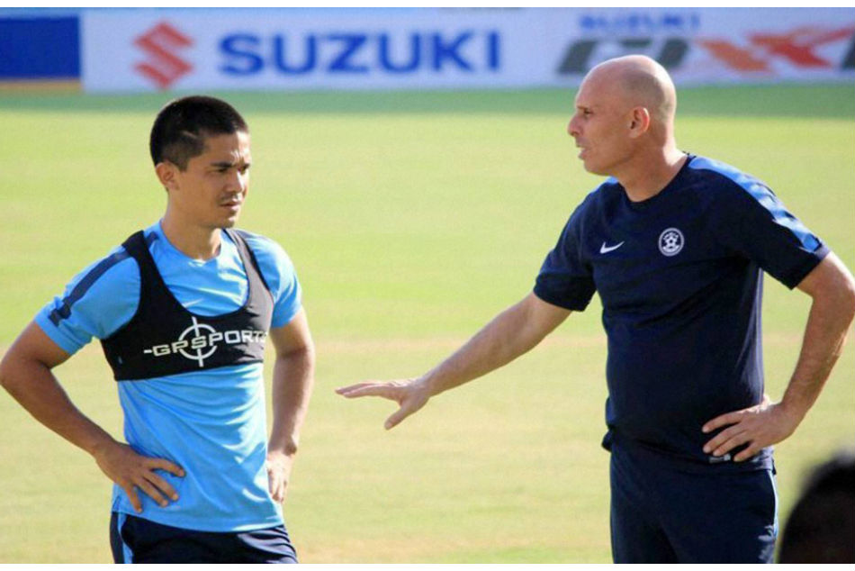 Stephen Constantine S Extension Only Step One 2019 Asian Cup Aiff