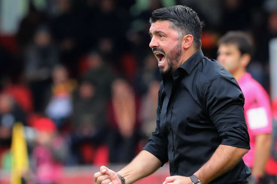 AC Milan boss Gattuso demands more desire from his players