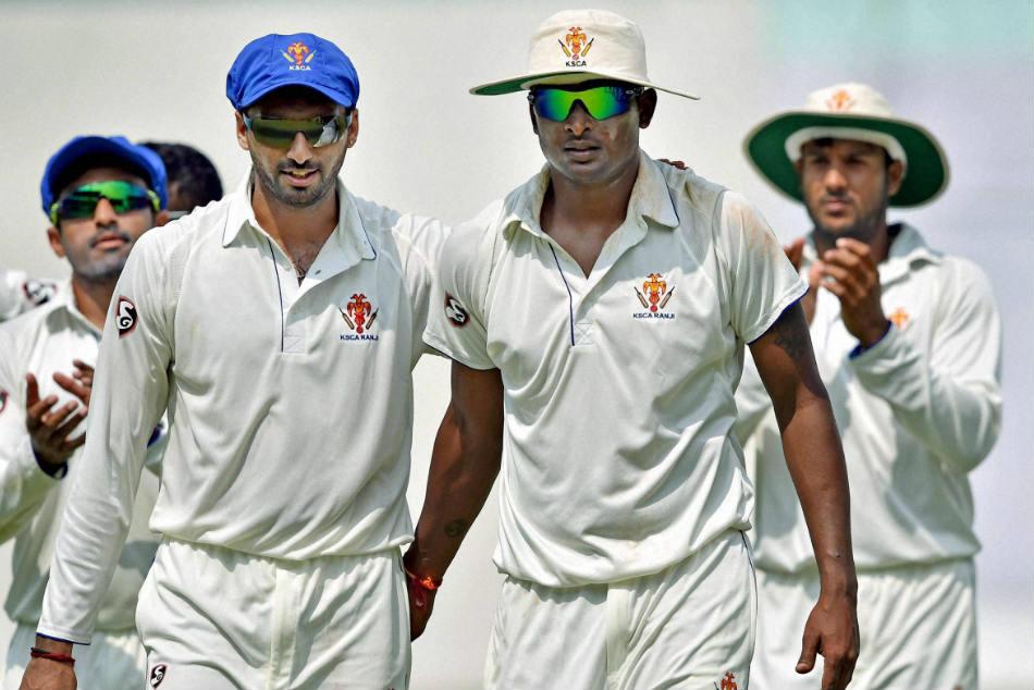 Karnataka Ease Past Mumbai Make Ranji Trophy Semis