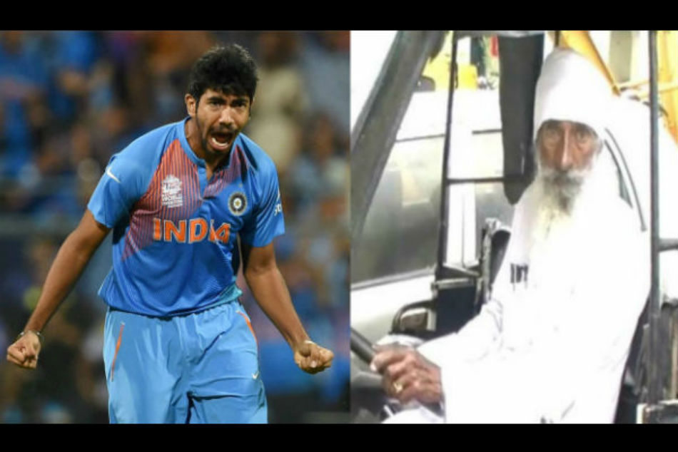 Jasprit Bumrah S Grandfather Found Dead Sabarmati River Ahmedabad