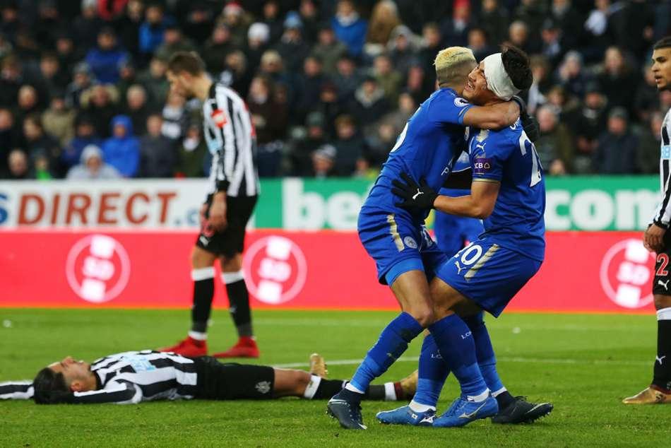 Newcastle United 2 Leicester City 3 Ayoze Perez Rafael Benitez Woes