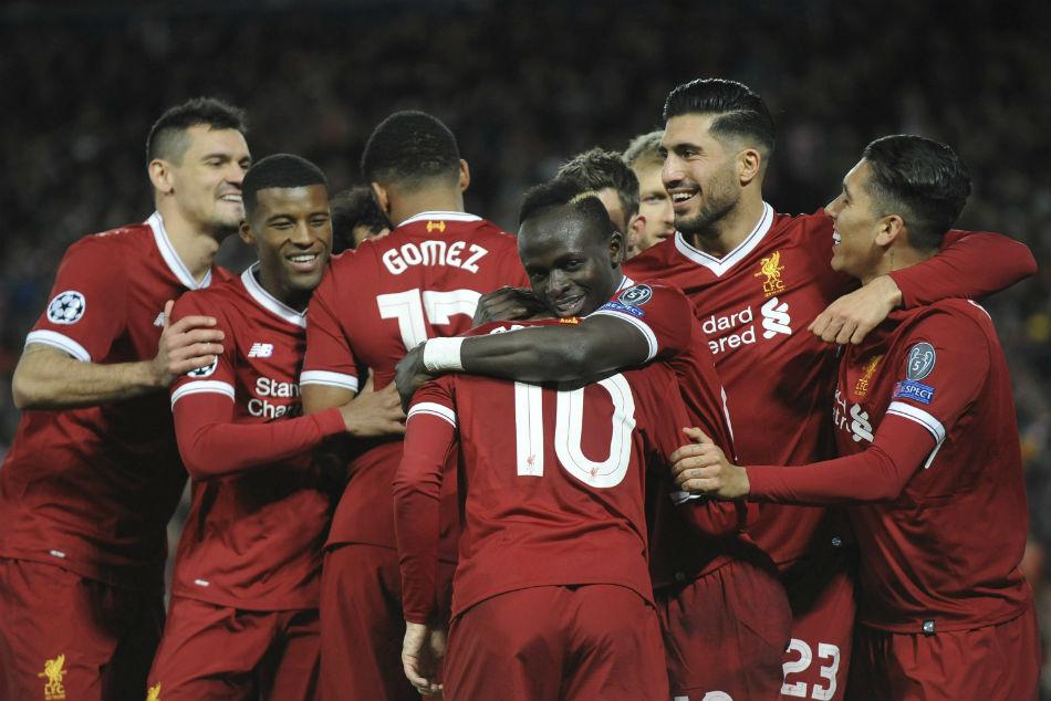 Liverpool Lead The Race La Liga Forward