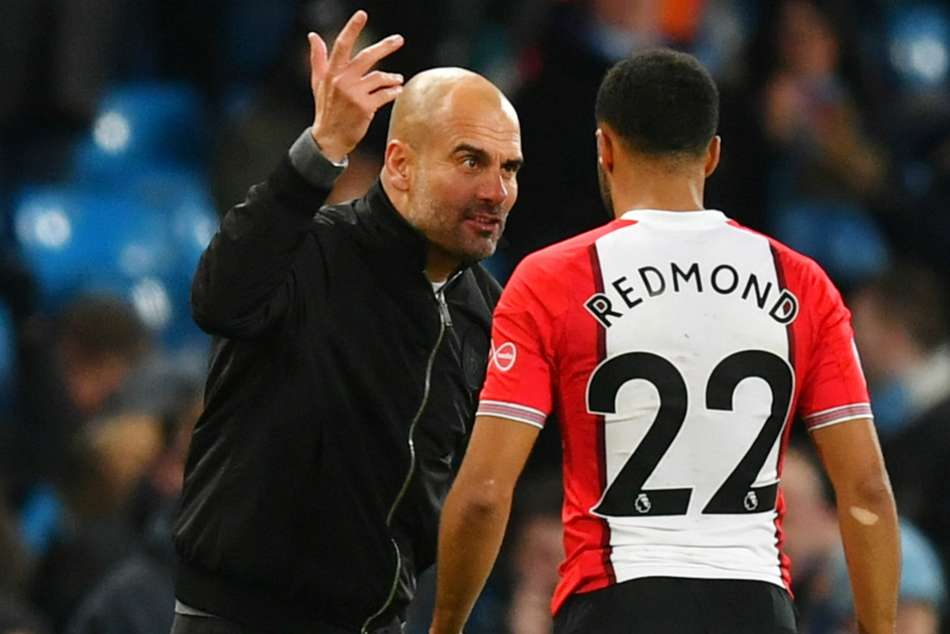 Guardiola Asked Explain Redmond Incident Fa