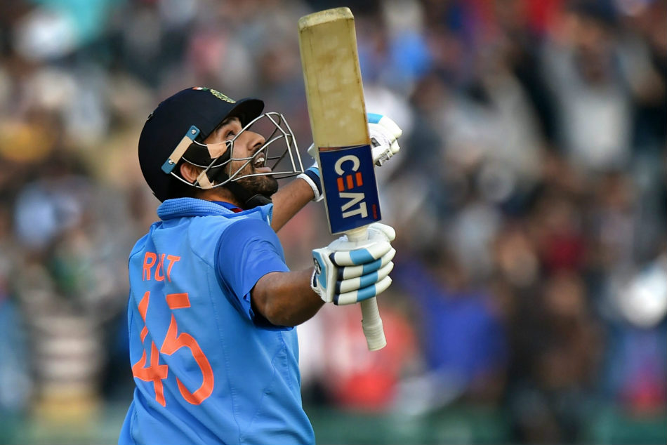 Was Determined Not Throw Away My Wicket Rohit