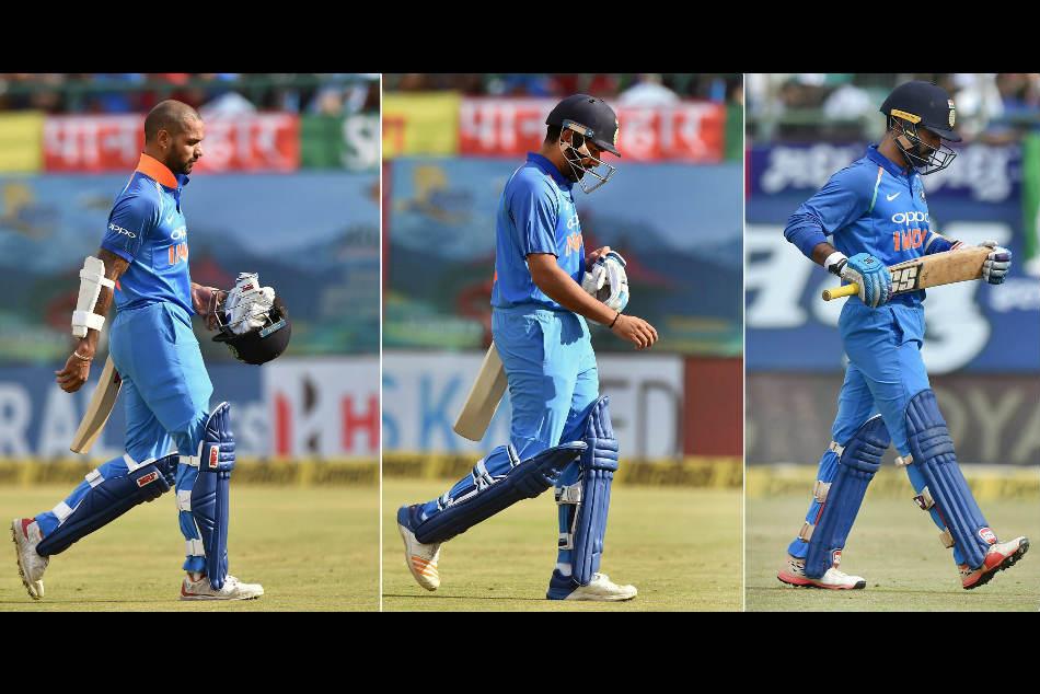 India Vs Sri Lanka 1st Odi Match Report Dharamsala