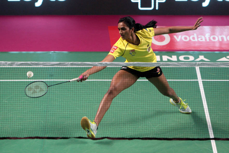 Want Be World No 1 Next Year Indian Badminton Star Pv Sindhu