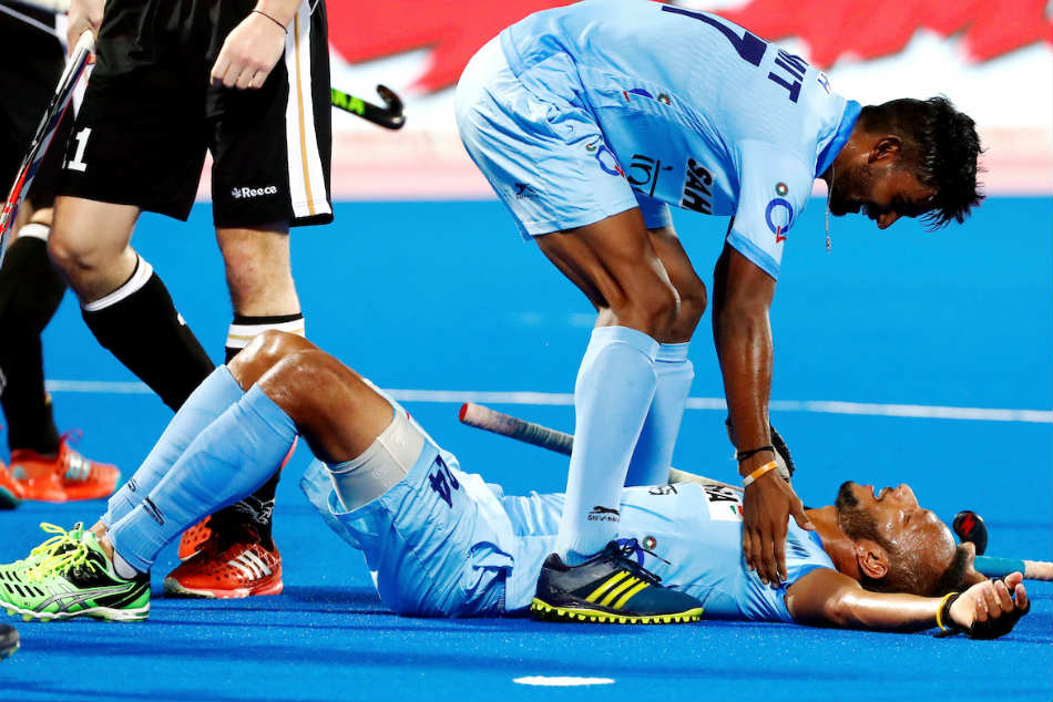 Hwl Final India Edge Depleted Germany Clinch Bronze Medal
