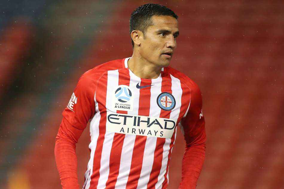 Tim Cahill leaves Melbourne City