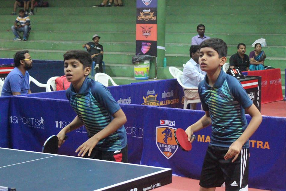 Bengaluru Team Sri Kumaran Clinches Junior Boys Gold