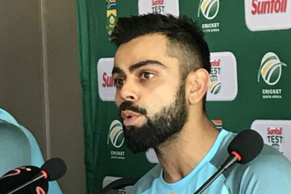 Key Is Not To Get Surprised By Pace And Bounce In Sa Virat Kohli