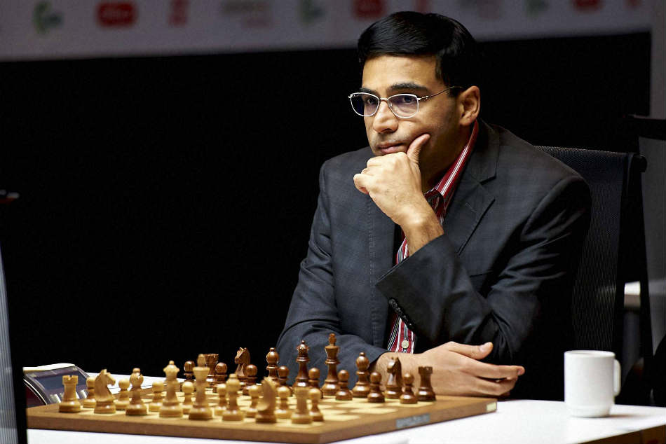 Anand Wins World Rapid Chess Championship