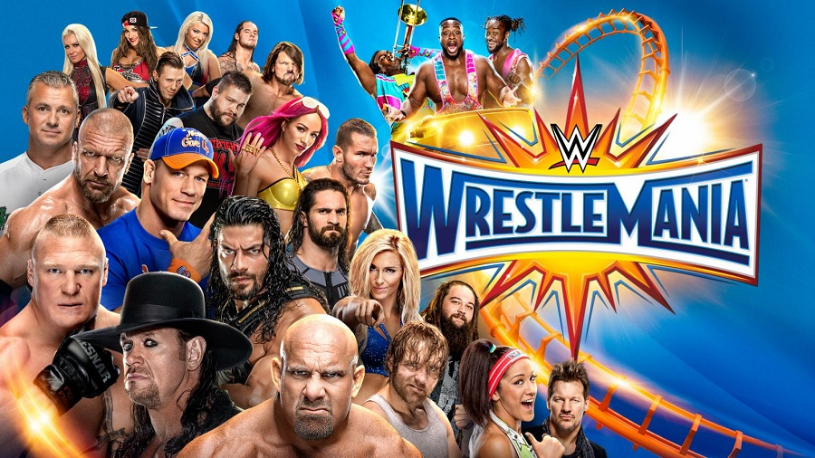 Wwe New York Detroit Emerge Front Runners Host Wrestlemania