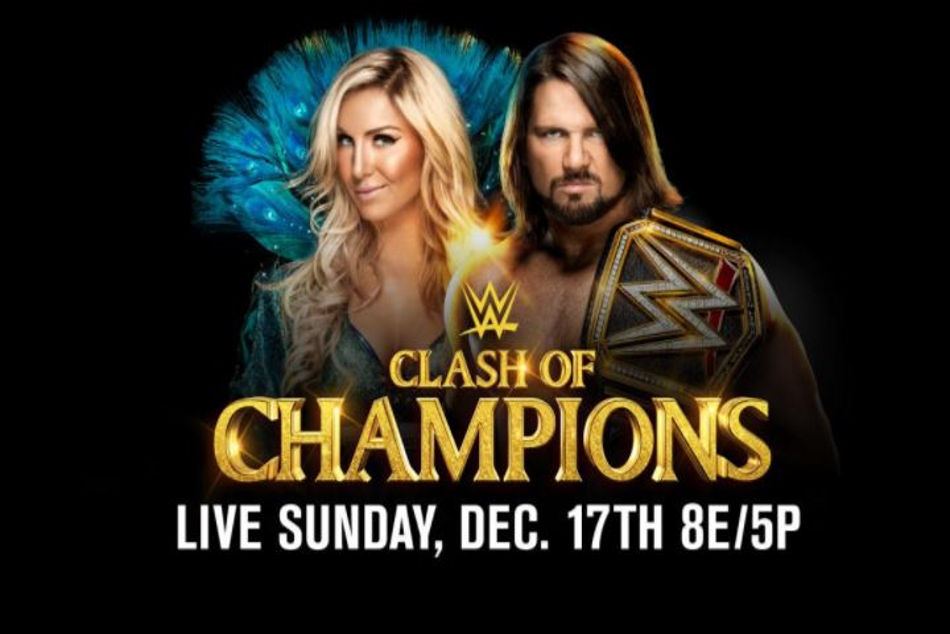 WWE Clash of Champions 2017 PPV Preview and Schedule - myKhel