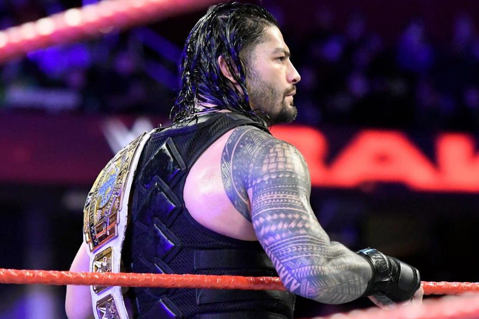Rumour roman reigns to miss upcoming episode of wwe - Monday night raw images ...