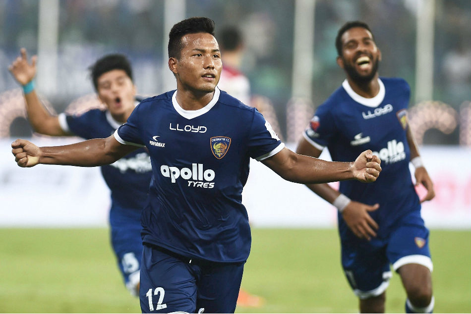 Delhi's defence will be tested by Jeje Lalpekhlua and Raphael Augusto.