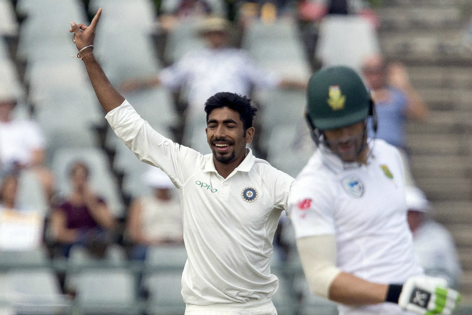 Jasprit Bumrah had a mixed first outing at Newlands. He was taken for runs in the first innings, but roared back to form in the second innings and triggered the hosts' 8-65 collapse on day four.