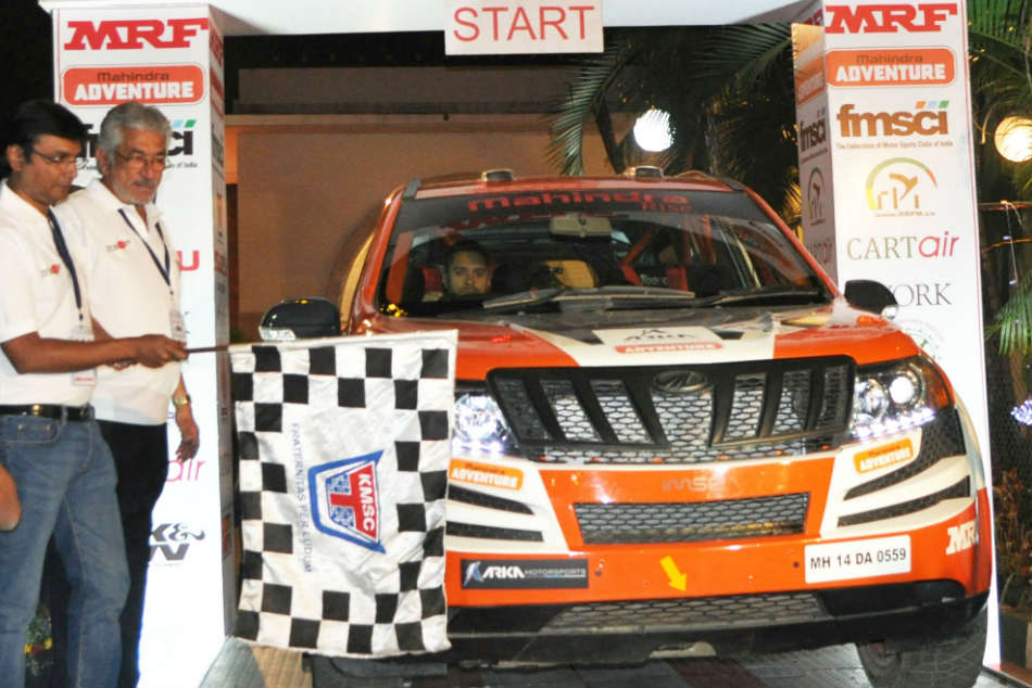 Gaurav Gill Poised Fifth Inrc Title