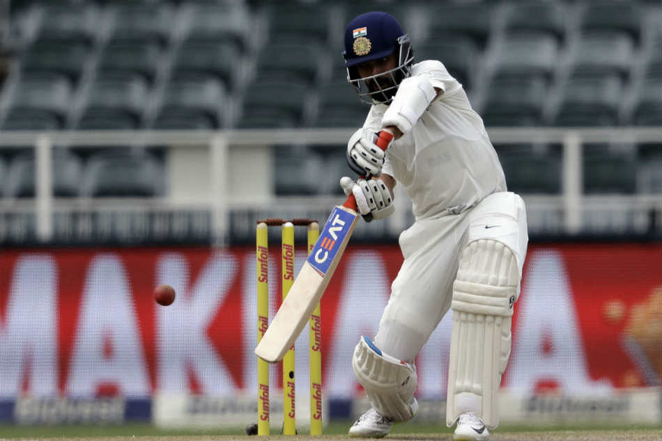 Pitch Row We Want The Play To Continue Rahane