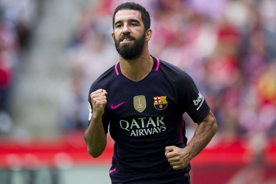 Arda Turan has not got many first-team opportunities at Barcelona