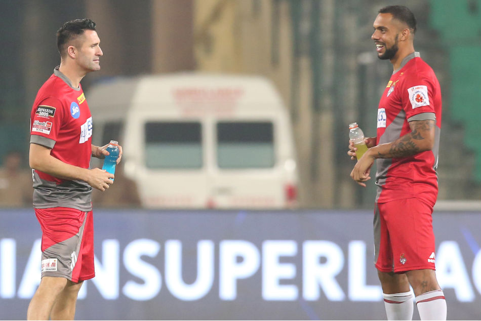 Isl Atk Face Fc Pune City With An Eye On Top Four Spot