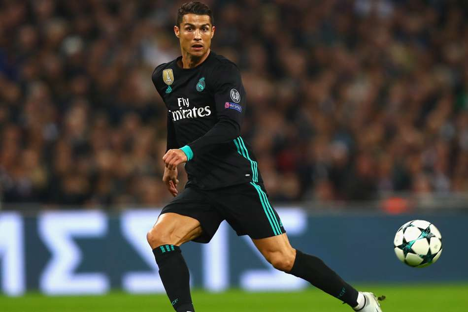 Cristiano Ronaldo was denied again by Eibar during their La Liga game