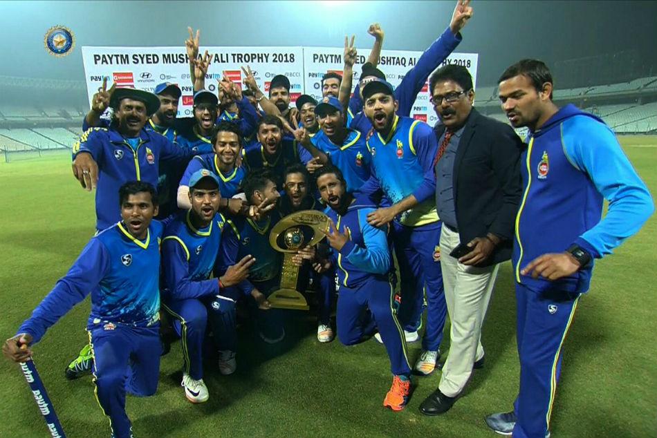 Delhi Trounce Rajasthan Lift Syed Mushtaq Ali Trophy Style