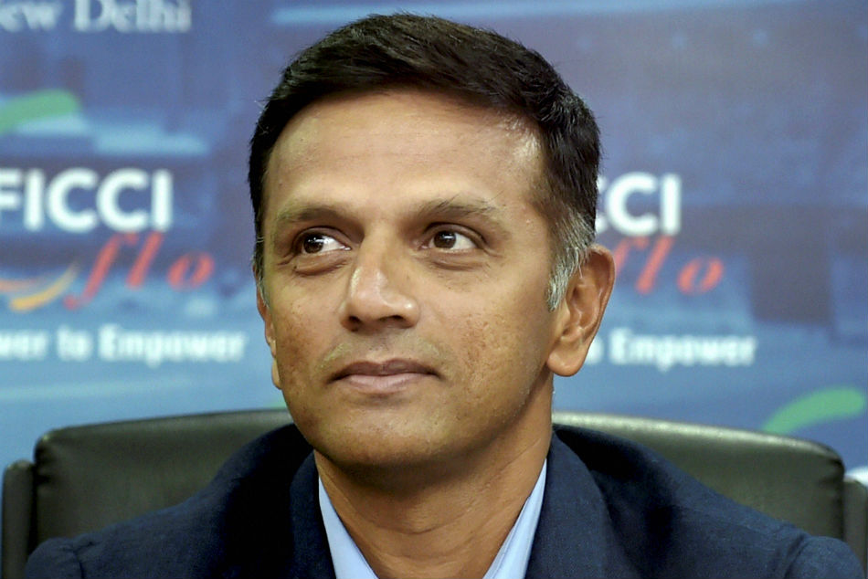 Twitter Explodes As Dravid Turns