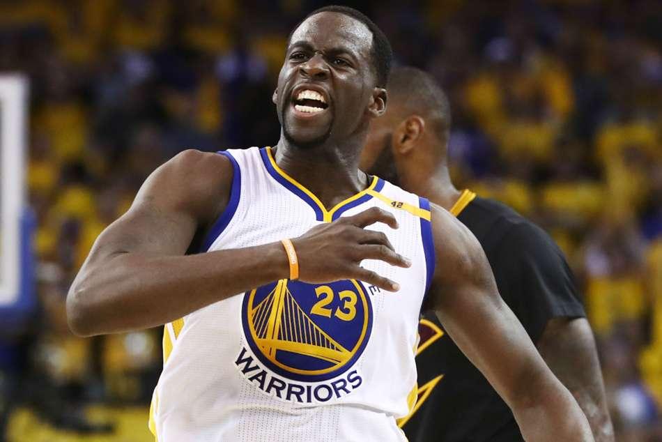 d567b698e3a NBA: Warriors top Raptors despite blowing 27-point lead - myKhel